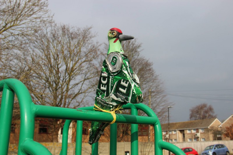 LitterARTI - Call out for Artists, Performers, Musicians, Puppeteers... for Litter-Awareness Campaigns across Bristol 2015!